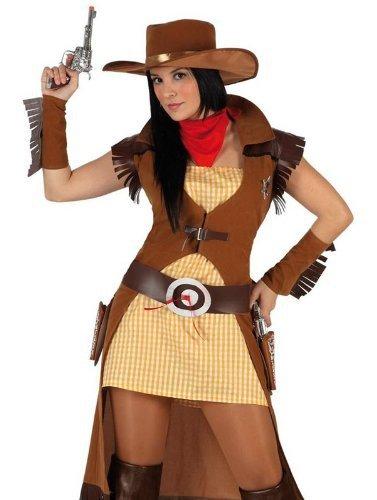 Imagen de atosa  disfraz de vaca para mujer, talla 38  40 5899