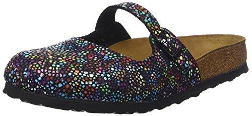 ria Clogs, Mehrfarbig Multicolore Oriental Mosaic Black, 35 EU ()