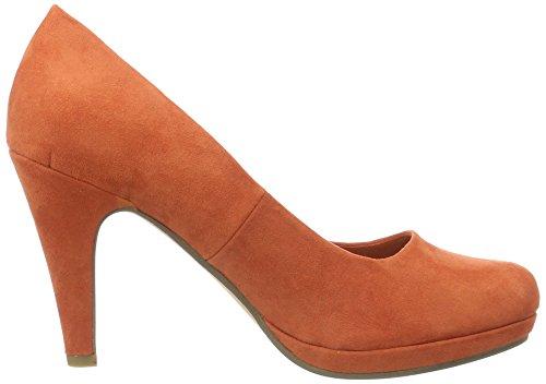 Marco Tozzi  22441, Escarpins femme Orange (Brick 544)