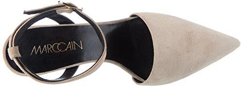 Marc Cain - Hb Sd.14 L18, Scarpe con cinturino Donna Mehrfarbig (Rose Taupe)