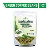 Nutriherbs Green Coffee Beans Decaffeinated & Unroasted Coffee Beans For Weight Management