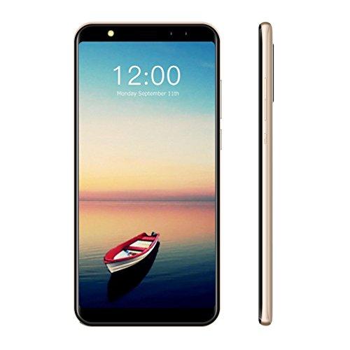 LEAGOO M9 Smartphones in Offerta Quattro Fotocamera, Android 7.0, Schermo da 5,5