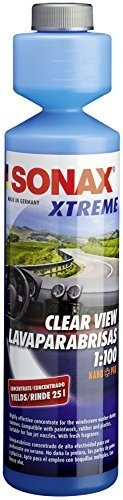 SONAX 271141 Xtreme Clear View 1:100 Concentrate Nanopro, 250 ml