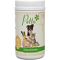 (8.-€/100g) Petto BARF OMEGA-3-Pulver Algen Schizochytrium Hunde