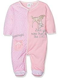 Disney Baby-Mädchen Nachthemd Bambi Aqe0601-Pink
