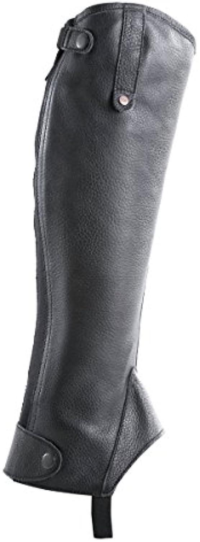 SUEDWIND Reit Stiefelschaft FRENCH CALF TAILORED FIT, schwarz, S (44.5 cm / 37 cm)