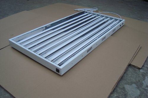 Senua Tube fluorescent T5 basse consommation pour culture hydroponique 6500 K 8 tube ; 4ft