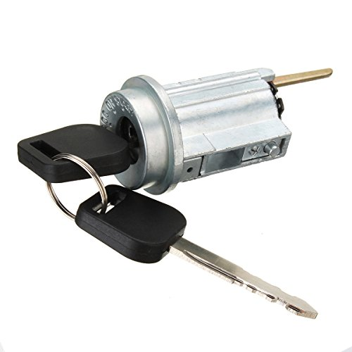 JenNiFer Zündung Switch Zylinder-Schleider-Schalter W/2 Keys Set Für Toyota 4Runner Tacoma 9057-35070 (Auto Sitzbezüge Tacoma)