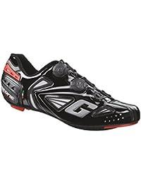 Gaerne Carbon Speedplay G.Platinum Scarpe Road Ciclismo, Black - Nero, 44