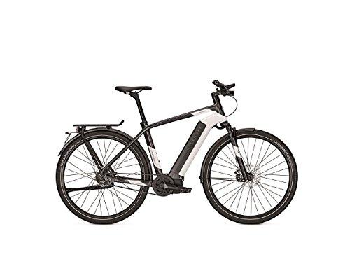 Kalkhoff Integrale HSTNN-i11Speed Hombre Bicicleta E-Bike Pedelec 28pulgadas 11velocidades, negro