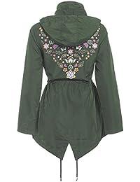 SS7 Women's Festival Raincoat, Khaki, Sizes 8 to 24