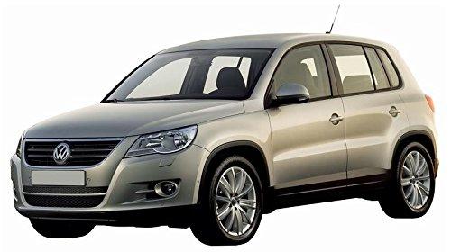 Déflecteurs pour VW TIGUAN, G + D 2007-2015, Avant, 2 pcs, 5-Portes