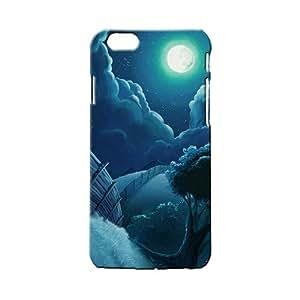 BLUEDIO Designer 3D Printed Back case cover for Apple Iphone 6 Plus / 6S plus - G3512