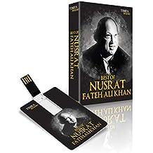 Music Card - Best of Nusrat Fateh Ali Khan (4 GB)