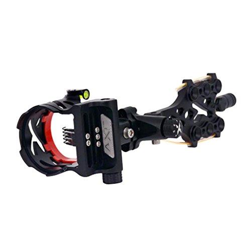 .019 Geeignet für Lightweight Bogenschießen Compoundbogen Sight 5 Pin