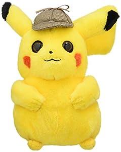 Giochi Preziosi Detective Pikachu Pokemon Peluche, Multicolor, pkt01100