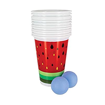 Paladone PP3519 Tropical Beer Pong Jeu