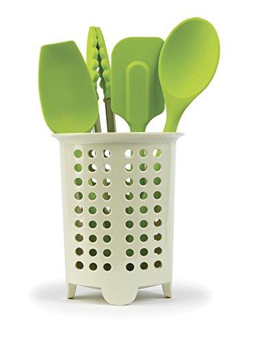 Melamina Cubiertos Escurridor/utensilios de cocina,-17x 14cm