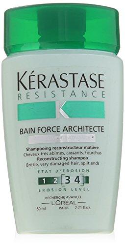 RESISTANCE Bain Force Architecte Shampoo ricostruttore de materia per capelli molto danneggiati 80 ml