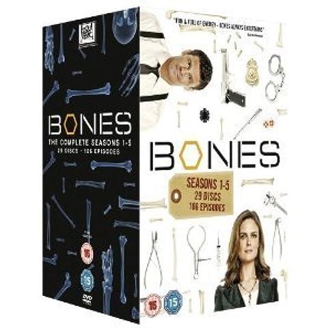 Bones : Fox Network Series - Complete Seasons 1-5