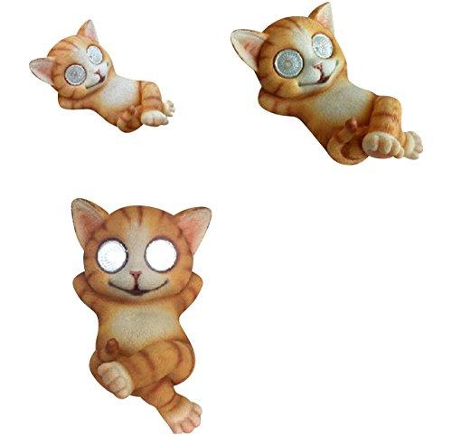 Solarleuchte Solar Katze Kätzchen Tier Deko Garten 16437