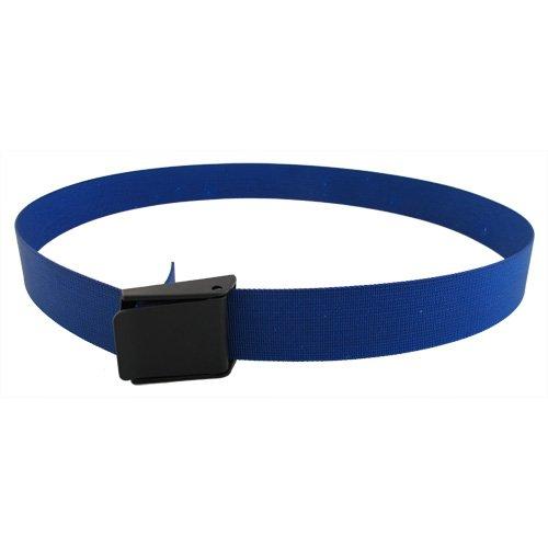 Scuba Wahl Tauchen 152,4cm lang 5,1cm Gurtband Gewicht Gürtel mit Kunststoff Schnalle, Blau