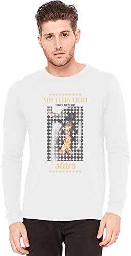 Not Every Light Shines Langarm-T-Shirt Long-Sleeve T-shirt | 100% Preshrunk Jersey Cotton XX-Large (Jessica Pullover Jersey)