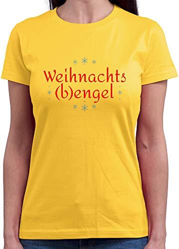 HARIZ  Damen T-Shirt Rundhals Weihnachtsbengel Weihnachten Weihnachts -