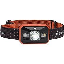 Black Diamond Storm Stirnlampe/Robuste und wasserdichte Kopflampe mit 8 verschiedenen Beleuchtungsoptionen inkl. RGB-Nachtsichtmodus/Max. 350 Lumen