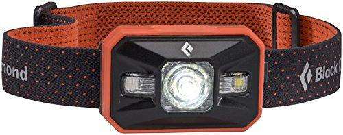 Black Diamond Storm Stirnlampe Octane / Robuste und wasserdichte Kopflampe mit 8 verschiedenen Beleuchtungsoptionen inkl. RGB-Nachtsichtmodus / Max. 350 Lumen