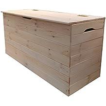 Cofre en madera