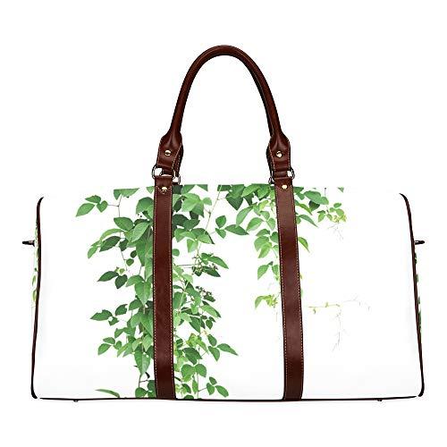 Grüner Blätter Girlande