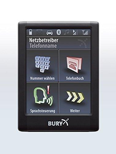 Bury CC 9068 Freisprech -/Bluetoothmodul passend für Isuzu RODEO ab Bj. 1993 (Zubehör Isuzu Rodeo)