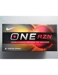 Nike RZN mayor velocidad 2pelotas de golf bola manga