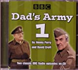 Dad's Army 1 (Two classic BBC Radio episodes on CD)