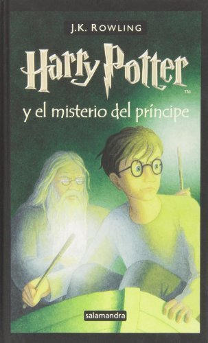 Harry Potter Misterio Principe = Harry Potter and