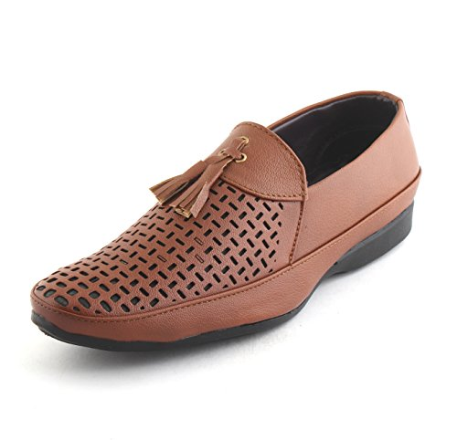 REDFOOT Formal Shoes for Men Leather formal Shoes FD99 (42)