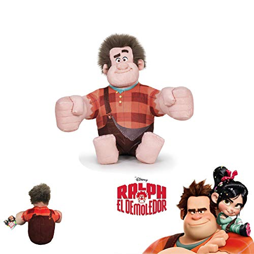 WR Wreck-It Ralph - Plush toy from the movie Ralph Breaks the Internet  4d77178a16b