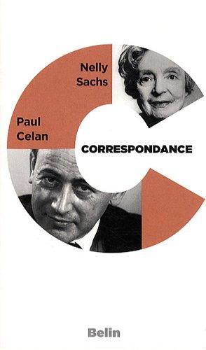 Correspondance par Nelly Sachs, Paul Celan