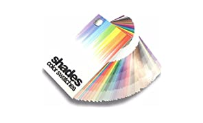 Shades Color Swatches Coated & Uncoated CMYK Process System Guide