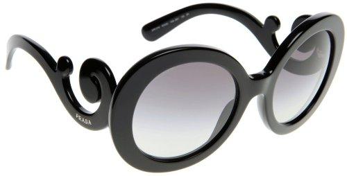 Prada Damen Sonnenbrille PR 27NS Minimal Baroque Rund