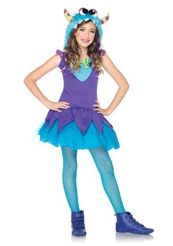 Imagen de leg avenue  disfraz de monstruos sa para niña, talla m c4817702285