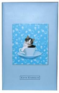 "Keith Kimberlin - Albums photos - Album photo à pochette 11.5x15 Keith Kimberlin ""chat dans une tasse"" pour 300 photos 11,5x15"