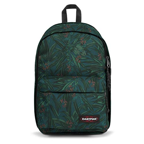 Eastpak BACK TO WORK Zaino Casual, 43 cm, 27 liters, Multicolore (Brize Mel Dark)