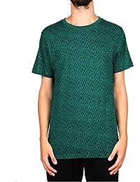 e78c680e4e201d DEDICATED Männer T-Shirt Stockholm Tree Pattern Evergreen