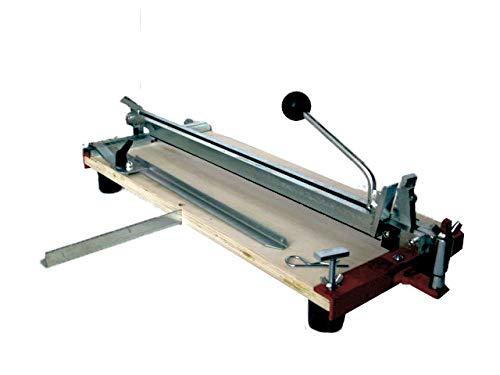 Heka Profi Holz Fliesenschneider HP für Wand- und Bodenfliesen Schnittlängen: 370-1000 mm Diagonale Schnittlänge: 260-870 mm Plattenstärke: bis 12 mm (Schnittlänge: 1000 mm) -