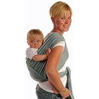 Elba ab Geburt bis ca. 18 kg Patapum Baby Wrap Jersey-Tragetuch