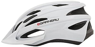 Louis Garneau Tiffany Women's Cycling Helmet - Sealed Airdry Washable Padding from Louis Garneau