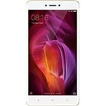 Xiaomi Redmi Note 4 Smartphone SIM doble 5,5'' 4GB 64GB 4G-LTE , Con Google Play, Blanco/Oro  [Versión Europea]