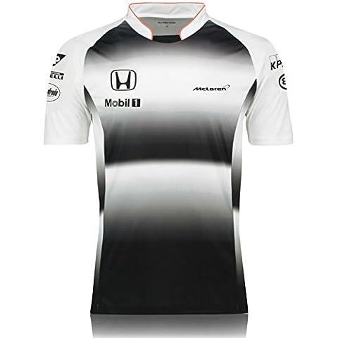 Maglietta McLaren Honda ufficiale 2016attrezzi, XXXL